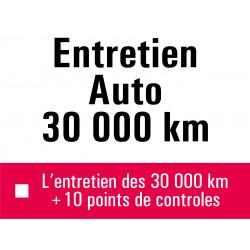 Entretien 30000 km